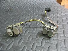 Harley Davidson Fairing Ignition Housing Switches