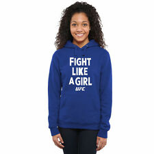 UFC Women's Royal Fight Like A Girl 2015 Pullover Hoodie