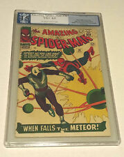 Amazing Spiderman #36, PGX 4.5 VG+ , Marvel Silver Age, 1st app The Looter CGC