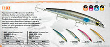 Rapture Chuck Fishing Lure IMA Sasuke copy 95cm10g long casting popper/minnow