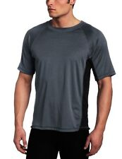 Kanu Surf Mens Swimwear 8078 CB Rashguard UPF 50+ Swim Tee- Choose SZ/Color.