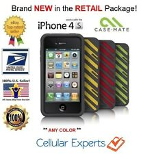 Case-Mate TORQUE Smart Skin Case for the Apple iPhone 4 / 4s **ANY COLOR**