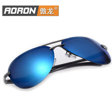 2017 NEW Mens Polarized Sunglasses Mirrored Outdoor Driving Fishing Glasses USA