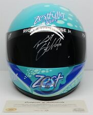 RICKY STENHOUSE JR #17 AUTOGRAPHED ZEST FULL SIZE REPLICA HELMET FREE SHIPPING
