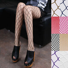 Womens Sexy Lady Fishnet Pattern Pantyhose Tights Punk Stockings Fashion