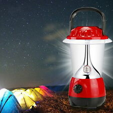 Rechargeable LED Outdoor Camping Portable Battery Operated Night Light Tent Lamp