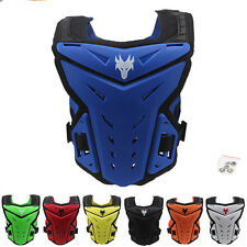 Motocross Racing Motorcycle Body Back Armor Spine Protective Jacket Gear Guard
