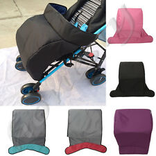 Soft Warm Baby Stroller Footmuff Foot muff Wind Cover Kid Infant Pushchair Pram