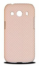 LIGHT PINK POLKA DOTS PATTERNS HARD CASE COVER FOR SAMSUNG GALAXY ACE 4