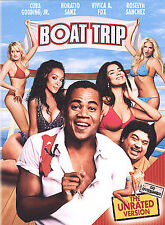 Boat Trip (DVD, 2003, Unrated Version) MINT WITH INSERT GREAT MOVIE
