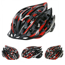 Cycling Bicycle Adult Bike Helmet Carbon Safety Racing With Visor Mountain New