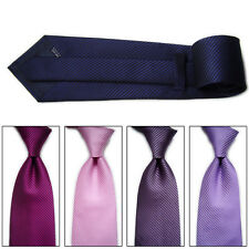 Fashion Mens Classic Striped Ties WOVEN JACQUARD Silk Suits Tie Necktie Hot