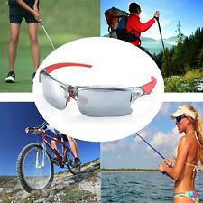 Polarized Lens Outdoor Sports Sunglasses Goggles Cycling Safety Glasses UV400 D2