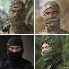 MultiCam Camo Balaclava Tactical Outdoor Hood Airsoft Sports Protect Face Mask