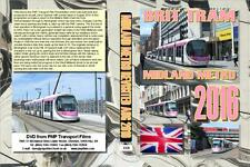 3378. Midland Metro. UK. Tram. August 2016. Another of our 2016 updates on UK tr
