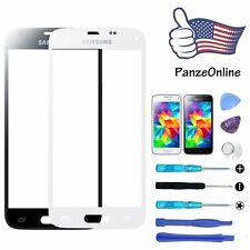 For Samsung Galaxy S5 AT&T/Sprint Outer Screen Glass Lens Replacement+Tools Kit