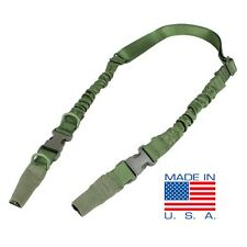 Condor US1002-Tactical CBT 2 Point & 1 Point Bungee Rifle/Carbine Sling USA MADE