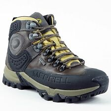 Merrell Women TALUS MID GTX Waterproof Outdoors Hiking Boots Trail Shoes