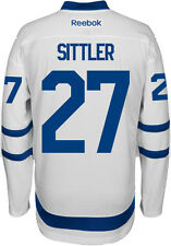 Darryl Sittler New Toronto Maple Leafs NHL Away Reebok Premier Hockey Jersey