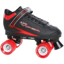 RDS Viper M4, Mens, Boys, Ladies Quad Roller Derby Speed Skates US Sizes 5-12
