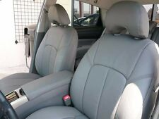 Toyota Prius (2004-2009) Clazzio Custom-Fit Synthetic Leather Seat Covers
