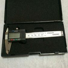 LCD Electronic Digital Gauge Stainless Vernier Caliper 100/150mm Micrometer ST