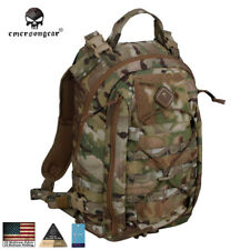 EMERSON Assault Backpack Tactical Operator Bag Hiking Airsoft MultiCam CP Army