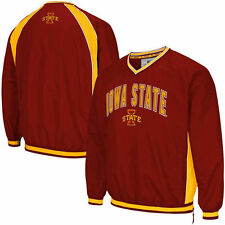 Colosseum Iowa State Cyclones Cardinal Fair Catch Pullover Jacket
