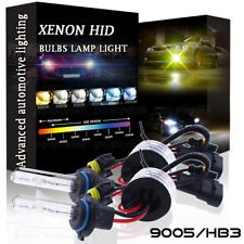 HID Headlight Replacement Bulb Xenon Light H11 Low Beam 9005 H10 High Beam N1