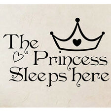 Family/Crown/Butterfly Wall Sticker Decal Art Vinyl Quotes Mural Home Room Decor