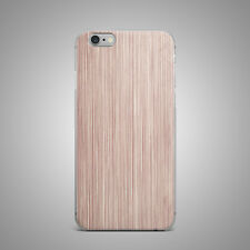 Wooden Retro Vintage Planking TPU Silicone Rubber Case Cover For iPhone