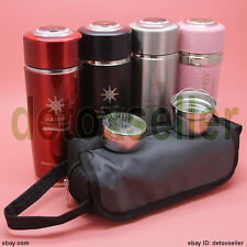 Original Nano Bio Energy Bottle Quantum Alkaline Water Ionizer Bottle Cup Flask