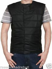 Planet of the Apes Gorilla Soldier Warrior Vest Black