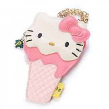 Hello Kitty x Freak Paradise Coin Purse Case Wallet Sanrio from Japan T6012