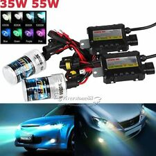 35W/55W Xenon HID Headlight Conversion KIT H1/H3/H4/H7/H11/9005/9006/880/881/D1S
