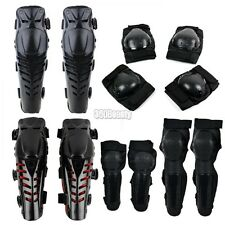 Motorcycle Bicycle Racing Tactical Skate Protective Knee &Elbow Pads B5UT