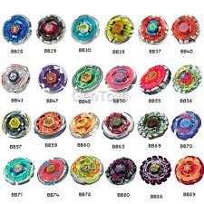 Kids Beyblade Toy Metal Spinning Tops Fight Master 4D Rapidity Set Kid Party Toy