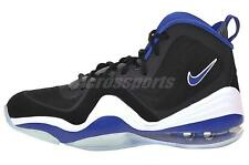 Nike Air Penny 5 GS Kids Youth Boys Basketball Shoes Black Blue 537640-004