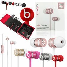 urBeats Beats by Dr. Dre In-Ear Wired Headphones 3.5mm Earbuds Sealed in Box