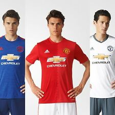 NEW! Manchester United 16/17 (England) Replica Jersey Adidas
