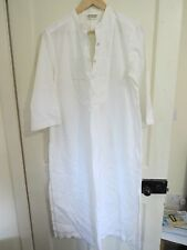 Toast White Shirt Dress Cotton 14 Beautiful