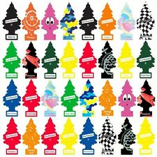 Little Trees X3 Original Scents Air Freshener Home Car Office any Places