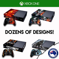 Xbox One Console Sticker | Decal | Cover | Skin Designs for Xbox