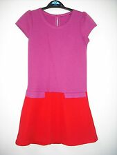 BNWOT Girls Dress (Funky) Purple/Red  Age 4-14 Years