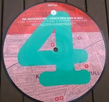 THE HOUSEMARTINS RARE PICTURE DISC 7 INCH VINYL