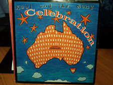 "Kool & the Gang ""Celebration"" 1980 MERCURY Oz 7"" PS 45rpm"