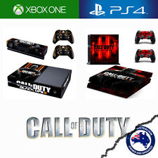 Call Of Duty COD Console Sticker | Decal | Skins - for Playstation 4 & Xbox One