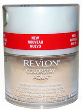 REVLON Colorstay Aqua Mineral Finishing Powder # 040 TRANSLUCENT MEDIUM