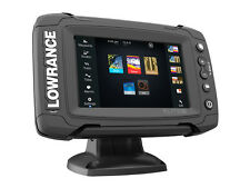 Lowrance Elite-5 Ti Touchscreen Combo with Mid/High/TotalScan Transducer and Nav