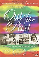 Out of the Past The Struggle for Gay and Lesbian Rights In America (DVD 2005)NEW